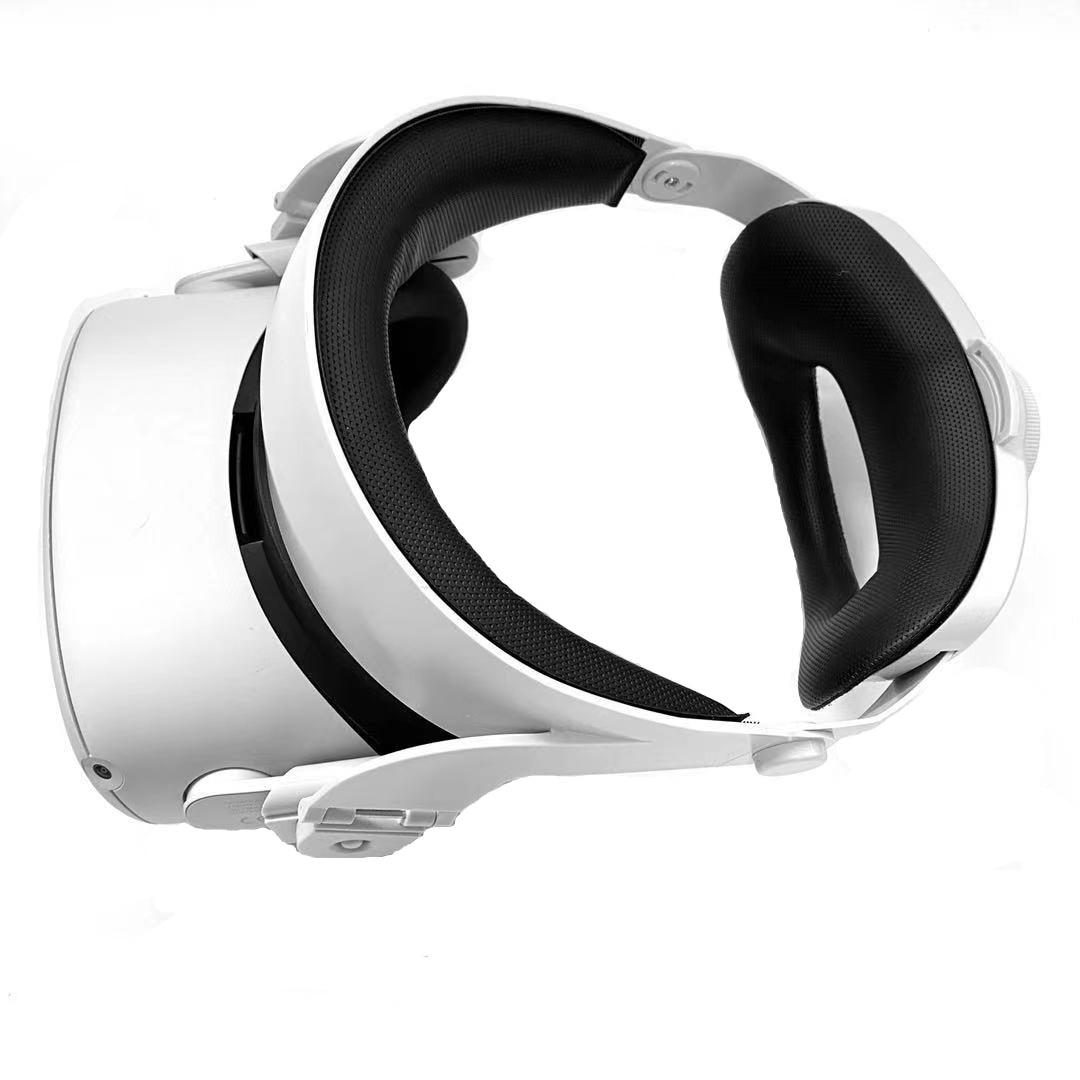 Head Strap Upgrade Verstelbare Voor Oculus Quest 2 Vr Halo Band Verhogen Ondersteunende Forcesupport Voor Oculus Quest2 Accessoires 5
