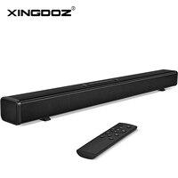 Sound Bar for TV, 32 Inch Soundbar Wired & Wireless Bluetooth 5.0 Speaker, 3D Surround Sound Home Theatre System, Wall Mountable