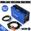 Высококачественный ручной сварочный аппарат MMA-250 nverter DC mma arc 250 А IGBT 220 В