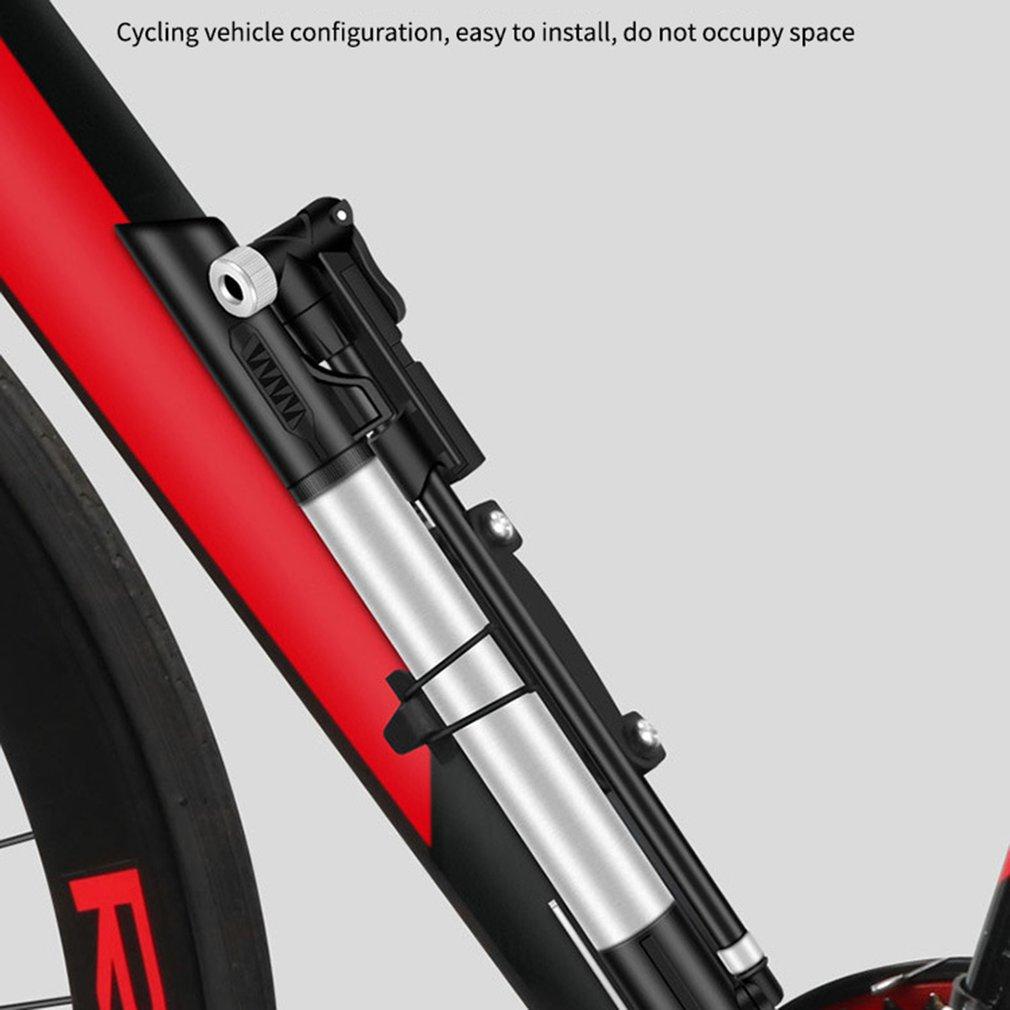 mangueira medidor de pressão ciclismo pneu inflator