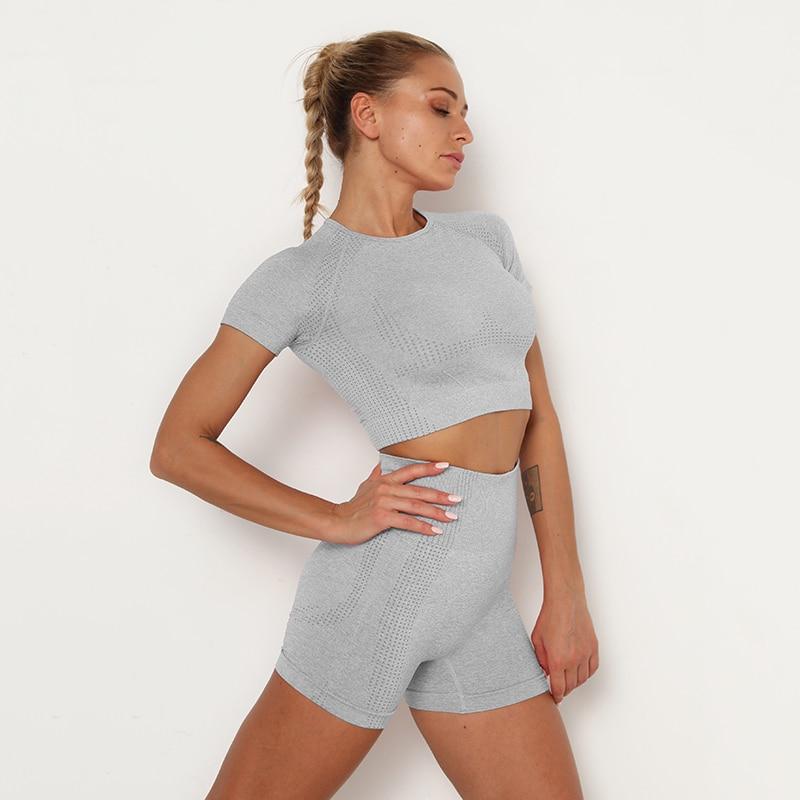 Hf111cdc7128f4cfa887d270d83f34f66d Kaminsky 14 Colors High Waist Seamless Leggings For Women Solid Push Up Leggins Athletic Sweat Pants Sportswear Fitness Leggings
