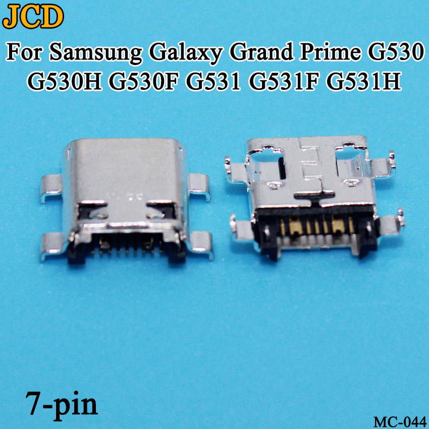 JCD 10pcs For Samsung Galaxy J5 <font><b>J510</b></font> 2016 J7 J700 J700F J7008 J710 2016 <font><b>USB</b></font> Charging Port Connector Plug Jack Socket Dock image