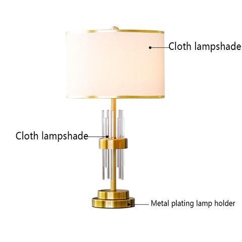 estudo sala estar hotel lampada mesa luxo