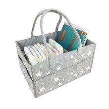 Новая сумка для мам, складной органайзер для подгузников, съемные детские сумки для подгузников, войлочные детские сумки для мам, переносная сумка для хранения подгузников