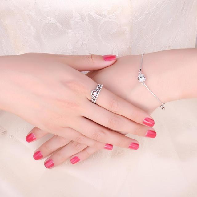 Love Ball Sterling Silver Bracelet