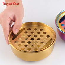 Bowl Fruits Stainless-Steel Ricer Food-Mills Kitchen-Tool Masher Manual Potato for Vegetables