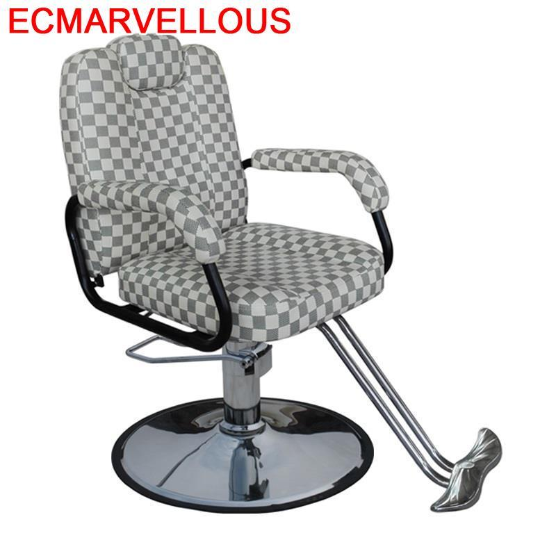 Mueble De Cabeleireiro Beauty Furniture Barberia Sessel Barbeiro Stoel Stoelen Cadeira Salon Shop Barbershop Barber Chair