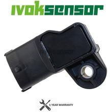 Map-Sensor Megane-Ii Air-Pressure 0281002709 8200375080 Laguna-Ii Renault for Scenic-Ii