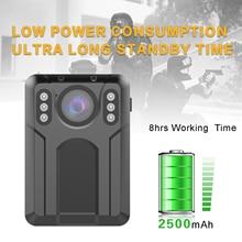 CammPro M1N Body Worn Mini Camera Recorder with Built-in 32GB DVR Surveillance Police camera