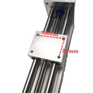 Image 3 - NEMA17 ステッピングモータ CNC Z 軸スライド 170/270 ミリメートル旅行 CNC のルータのリニアモーションキット Reprap 3D プリンタ CNC 部品