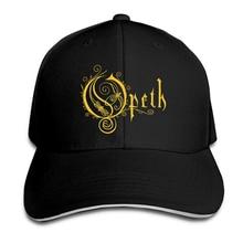 Men Hat Baseball-Cap Sun-Hats Bone-Trucker-Cap The Metal-Band Quick-Dry Breathable OPETH