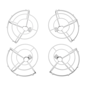 Image 3 - Mavic Mini Drone Propellers Guard Quick Release Voor Dji Mavic Mini Drone Protector Beschermhoes Paddle Ring Props Accessoire