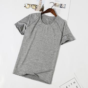 ELI22 New men 2020 clothing Gyms Tight t-shirt mens fitness t-shirt homme Gyms t shirt men fitness Summer tops tanie i dobre opinie UABRAV Pasuje prawda na wymiar weź swój normalny rozmiar