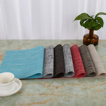 Rectangle Coaster Stand Hot Dining Placemat Table Pads Heat Resistant Drink Holder Cup Pad Mantel Individual Drying Mat(China)