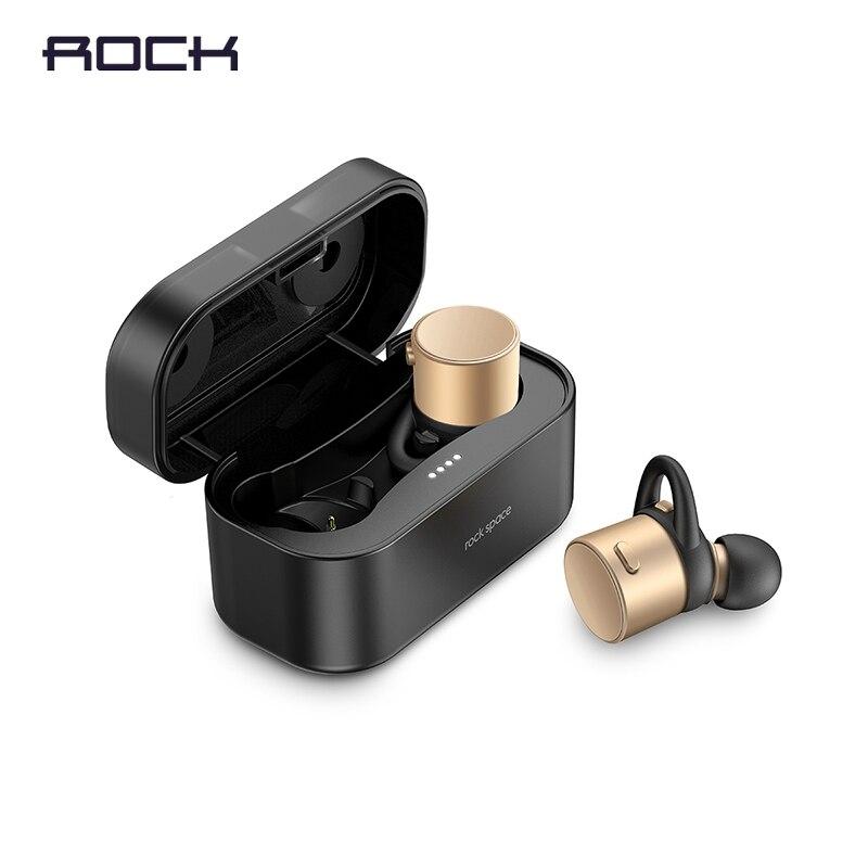 Fones de Ouvido sem Fio Fone de Ouvido para Iphone Caixa de Som Fones de Ouvido com Mic Rock Bluetooth Esporte Xiaomi Estéreo Carregamento Tws 4.1