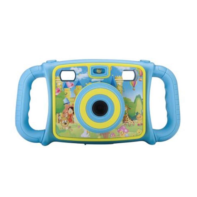 2.0 Inch Children's Sports Camera HD Outdoor Sports Camera Cartoon Mini Camera SLR Camera