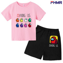 Boys Clothes Set Short Sleeve T-Shirt +Pants Summer Kids Boy Sports Suit Children Clothing Outfits Teen 4 5 6 8 10 12 14 Years