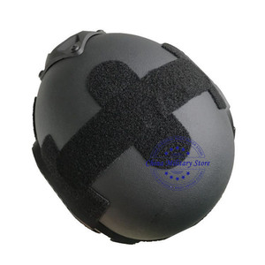 Image 4 - NIJ IIIA Aramid Military FAST Ballistic Combat Helmet US Standard For Police Guard Safety Protection Training