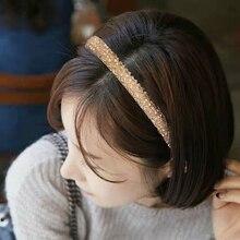 Shiny Luxury Rhinestone Hair Band
