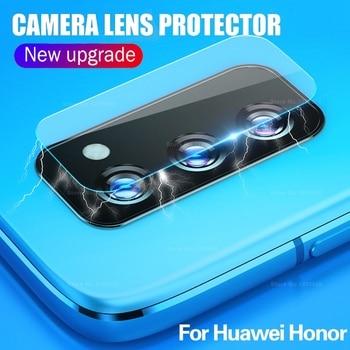 Перейти на Алиэкспресс и купить Защитное стекло для Huawei Honor 30 Pro, закаленное стекло для задней камеры Honor 30 Pro, 30 S, 9A