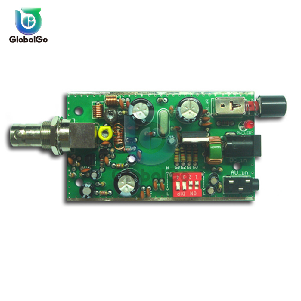 BH1417 200M 0 5W Digital Radio Station PLL Wireless Two Channel Stereo Radio FM Transmitter Module Board For Music Players TV in Instrument Parts Accessories from Tools