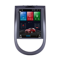 4G LTE Android 9 For Kia Soul 2010 2011 2012 2013 Tesla type Multimedia Stereo Car DVD Player Navigation GPS Radio