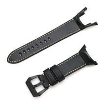 Wtitech Replacement Strap Cowhide Leather Watch Band Bracelet for Suunto Ambit/Ambit2/Ambit3 Sport/Run/Peak