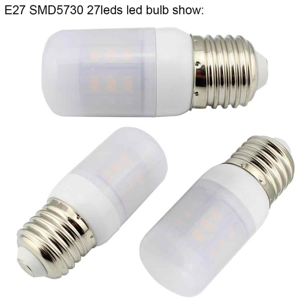 Super E14 E27 led mais licht Ac Dc 10v bis 30v 12 24 volt milchig birne 12v 24 v niedrigen spannung energiesparlampe für hause boot lichter