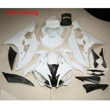 Motorcycle Unpainted INJECTION Fairing Bodywork For Yamaha YZFR6 YZF-R6 2006-2007
