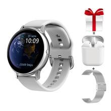 DT88 Smartwatch IP68 עמיד למים לביש מכשיר אינטליגנטי כושר גשש ספורט חכם שעון גברים נשים ילדים עבור אנדרואיד IOS
