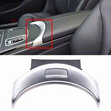 Для Mercedes-Benz W205 C180 C200 C260 C300 GLC260 GLC300 крышка подлокотника кнопка переключателя центральный ящик для хранения переключатель