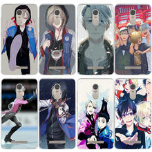 Yuri On Ice Anime Soft TPU Silicone Phone Cases for Xiaomi Redmi Mi Note 3S 4X 4A 6 5 5S 5A 8 A1 Pro Plus Max 2 3 Shell Slim(China)