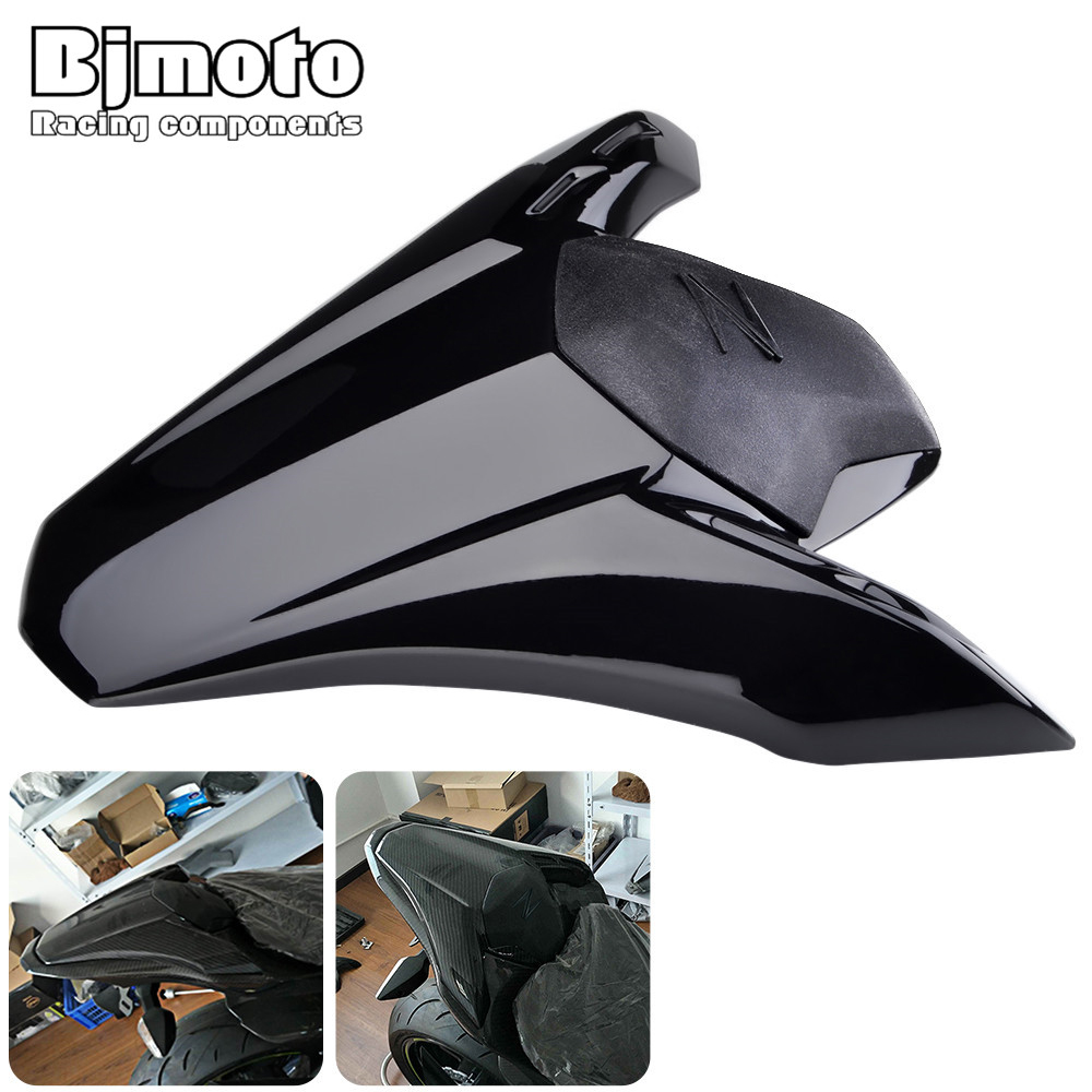 For <font><b>Kawasaki</b></font> Z900 <font><b>Z</b></font> <font><b>900</b></font> <font><b>2017</b></font> 2018 Rear Seat Cover Cowl ABS Plastic Rear Pillion Passenger Fairing Cover Motorcycle Accessories image