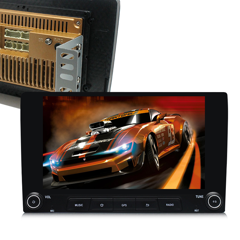 "10.1"" 2DIN Car Stereo Android8.1 RAM 2G+ROM 32G Car Multimedia Player WIFI GPS Radio Video Button MP5 Player
