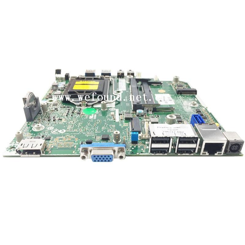 100% Working desktop motherboard for 400 G1 DM 796247 601 796247 002 796147 003 Fully Tested - 2