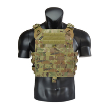 Delustering TwinFalcons Tactical Bullet Proof Vest Plate Carrier 2.0 Airsoft CQB CQC Wargame Military Hunting Police TW VT13