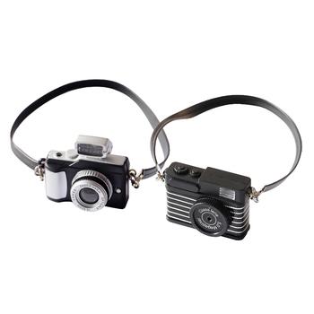 Miniaturowy aparat czarny ze smyczą SLR Dollhouse lalki BJD akcesoria tanie i dobre opinie MATERNITY W wieku 0-6m 7-12y 7-12m 4-6y 13-24m 12 + y 25-36m CN (pochodzenie) Not for baby kids Z tworzywa sztucznego