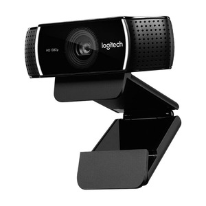 Image 5 - Logitech cámara web con trípode C922 Pro, 1080P, 30FPS, micrófono incorporado