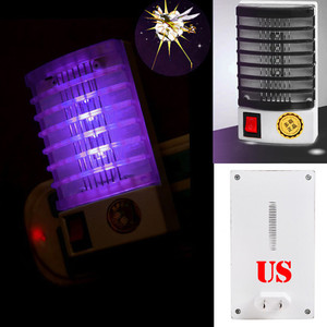 Mosquito Killer Lamps LED Socket Electric Mosquito Fly Bug Insect Trap Killer Zapper Night Lamp Lights lighting