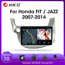Car-Radio Multimedia Screen-Head-Unit Video-Player JAZZ Honda Fit JMCQ Android 9.0 2-Din