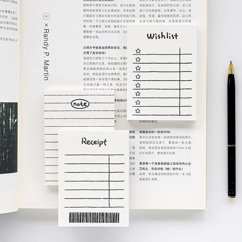 Yoofun 50 lapos kreatív napi menetrend jegyzetfüzet feladatlista - Jegyzettömbök és füzetek - Fénykép 4