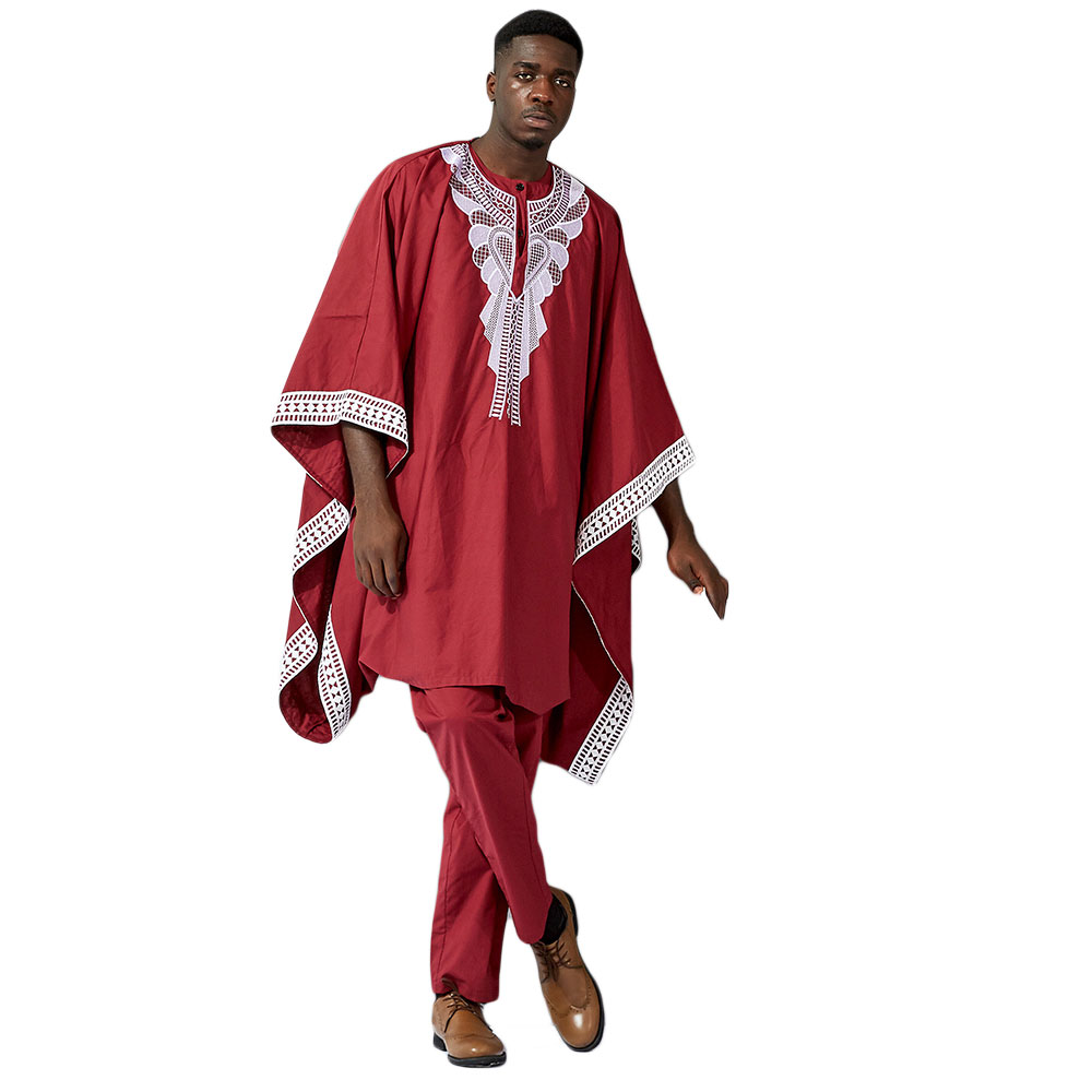 <font><b>african</b></font> <font><b>men</b></font> clothes BAAIN suits tops <font><b>shirt</b></font> pant 3pcs set Stitching <font><b>wax</b></font> material cotton dashiki <font><b>african</b></font> traditional <font><b>mens</b></font> clothing image
