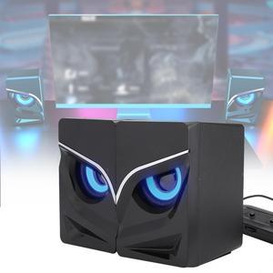 Image 5 - Sada altavoz 블루투스 V 128 데스크탑 미니 usb 2.1 서브 우퍼 업그레이드 컴퓨터 스피커 휴대 전화 노트북 소형 스테레오