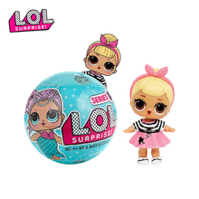 L.O.L.SURPRISE! lol Surprise Doll Series 1 Collection Fashion Model Doll DIY Manual Blind Box Doll Boys and Girl Toy Kid Gift