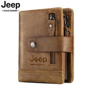 Image 1 - HUMERPAUL hakiki deri cüzdan moda erkek bozuk para cüzdanı küçük kart tutucu portföy Portomonee erkek cüzdan arkadaş için para çantası