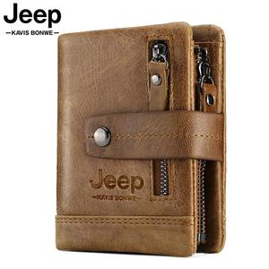 Image 1 - HUMERPAUL portefeuille en cuir véritable mode hommes porte monnaie petit porte cartes portefeuille Portomonee homme Walet pour ami sac dargent