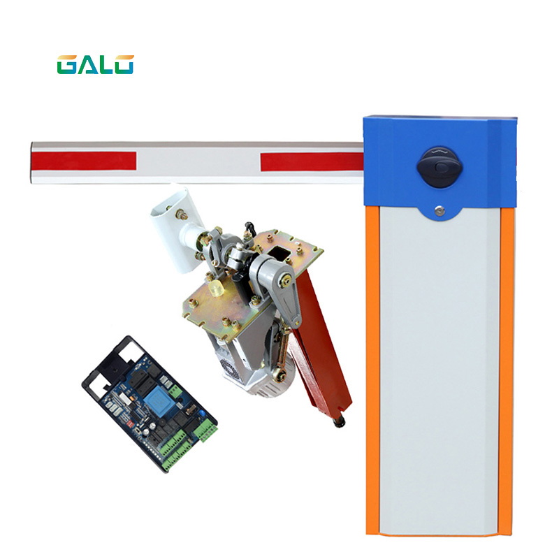 Heavy Duty Automatic Boom Barrier Gate For Parking Vehicle Access Parking Barrier Automatic Barrier Park Square Barrier Parking