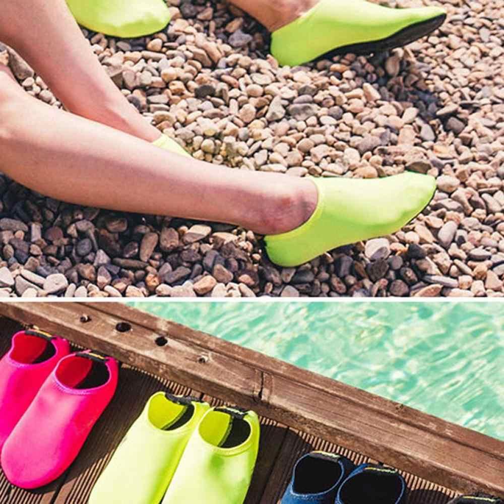 Water Sokken Zwemmen Schoenen Snorkelen Antislip Zee Strand Ademend Duiken Sokken Fit Voor Badmode Vrouwen Man Surfen