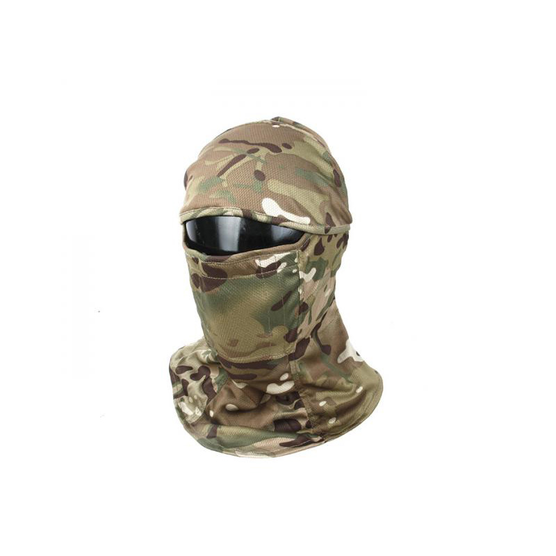 2019 NEW MC CS BALACLAVA WITH HARD MASK 3267 Brethable Fabric Multicam