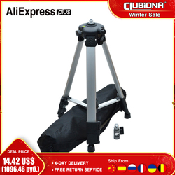 755 g net weight 1.5m maximum high color COATED aluminum tripod or stand for 5/8 thread laser 360 level rotary